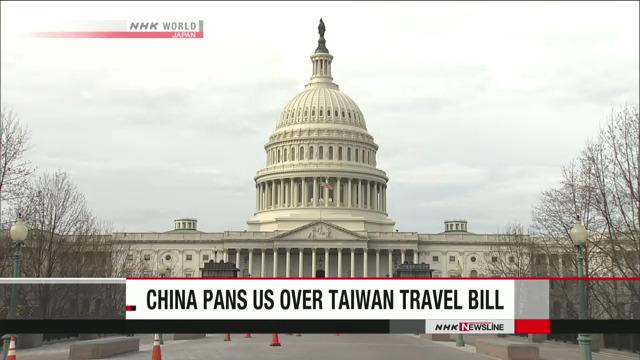 China Taiwan snapshot