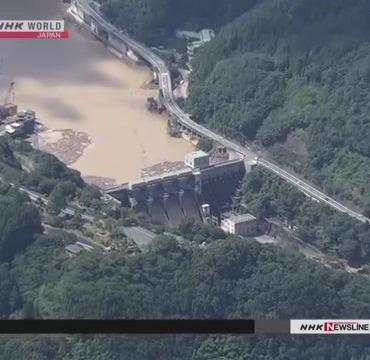 snapshot for Japan dam story